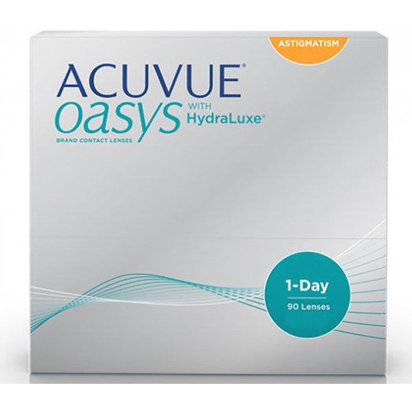 1 Day Acuvue Oasys For Astigmatism 90
