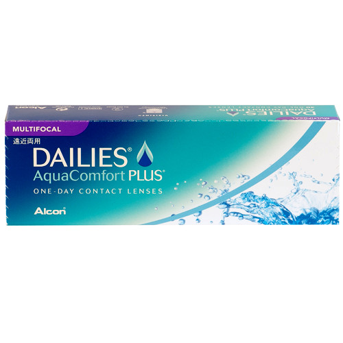 Dailies Aqua Comfort Plus Multifocal 30