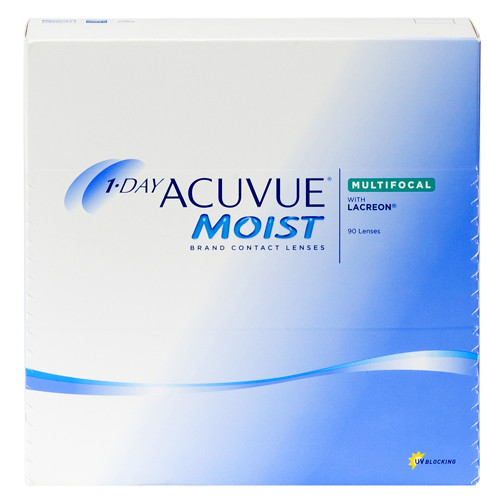 1 Day Acuvue Moist Multifocal 90