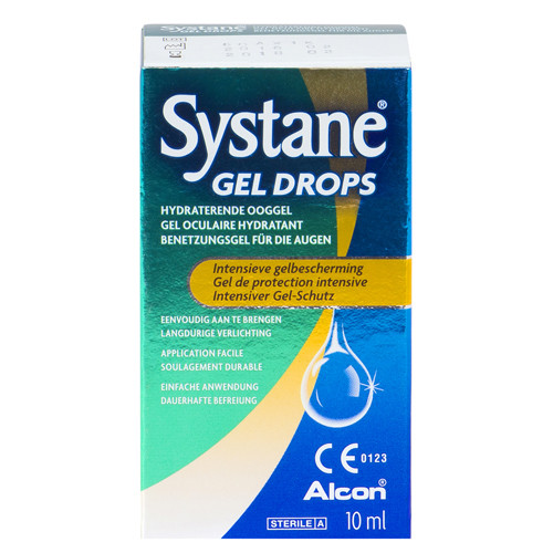 Systane Gel Drops Lubrifiant 10 ml