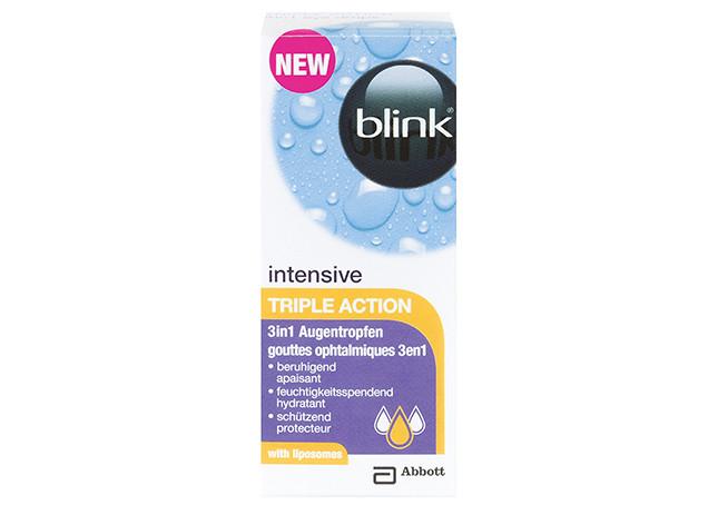 Blink Intensive Triple Action 10 ml