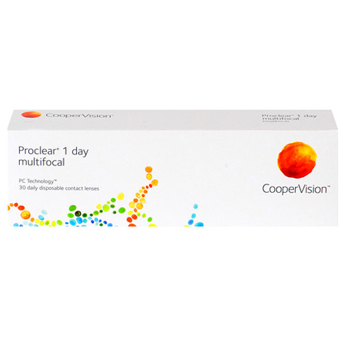Proclear 1 day Multifocal 30