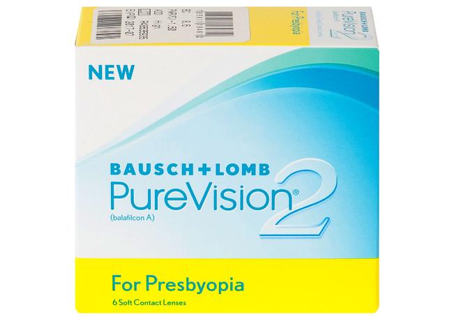Purevision 2 HD for Presbyopia