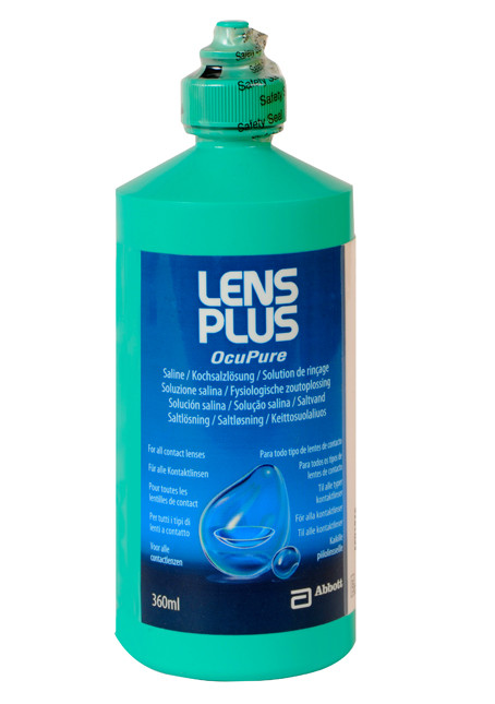 Lens Plus Ocupure 240ml