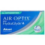 Air Optix Plus Hydraglyde for Astigmatism (3 lenzen)