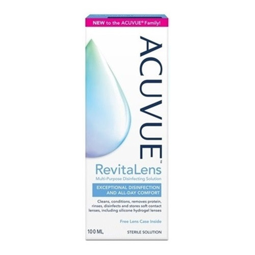 Acuvue Revitalens flight pack 100ml