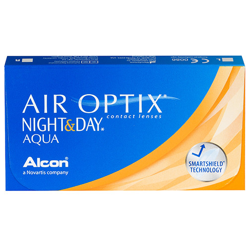 Air Optix Night & Day Aqua (3 lenzen)