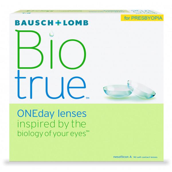 Biotrue 1 Day For Presbyopia 90
