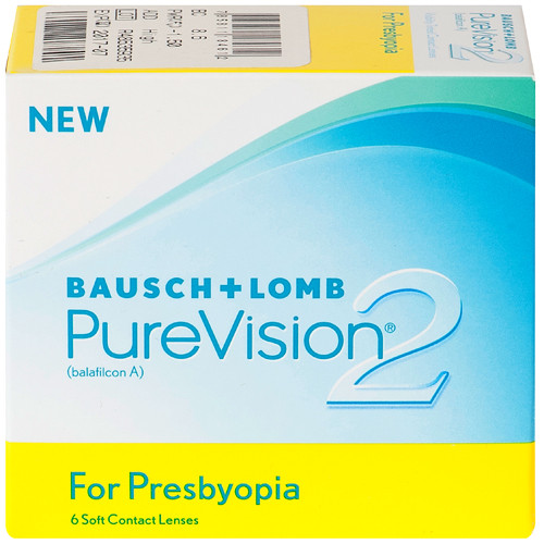Purevision 2 HD for Presbyopia