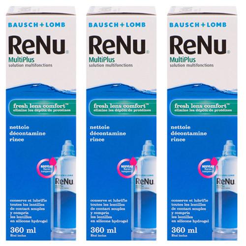 Renu multiplus 3x360ml + 1x60ml